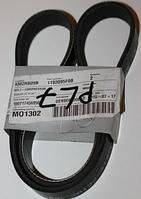 Ремень поликлиновой/ручейковый (производство NISSAN ), код запчасти: 1192095F0B