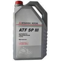 Масло трансмиссионное MITSUBISHI ATF SP III, 5л  MZ320101