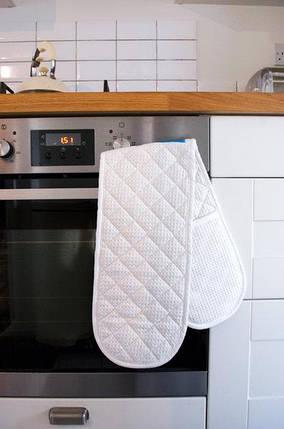 Кухонные прихватки с магнитом Suck UK Magnetic Oven Gloves, фото 2