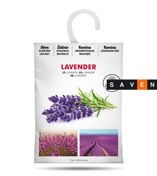Ароматические саше HANSA Лаванда (доступно 6 разных ароматов)