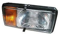Фара блок левая ВАЗ-2105  (белый поворот) 2105-3711011-03 ОСВАР