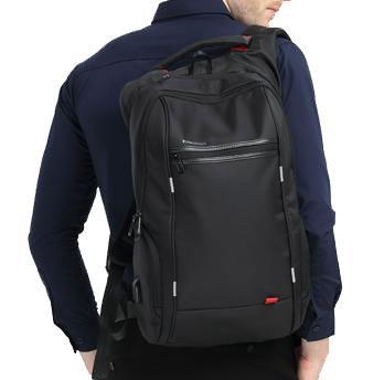 Черный городской рюкзак картинка