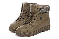 Ботинки женские Tree khaki 41