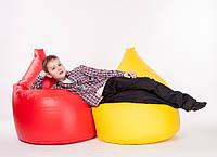 Кресло-капля (ткань: Бум - искусств. кожа)