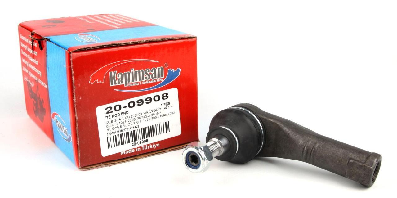Наконечник рулевой тяги Renault Kangoo L 97-