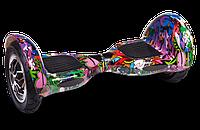 Гироборд Smart Balance U8 TaoTao APP 10 дюймов Hip-Hop Violet (хип-хоп фиолетовый)
