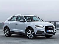 Лобовое стекло на Audi Q3