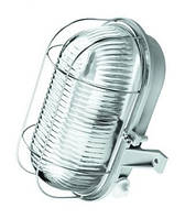 Настенно-потолочный светильник Овал,метал. решетка Lena Lighting