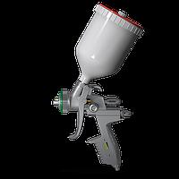 Покрасочный пистолет Mixon Sapphire H-3000 LVMP с монометром (сопло: 1.3; 1.4; 1.5 мм)
