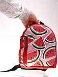 Рюкзак из ткани для детей с принтом, фото 4