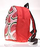 Рюкзак из ткани для детей с принтом, фото 6