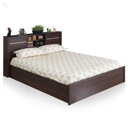 Двуспальные кровати из ДСП