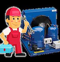 Сервис и ремонт промышленного холодильного оборудования