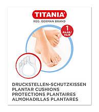 Вкладные стельки вставки в обувь против давления TITANIA 5207