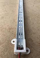 Светодиодный фитосветильник SL-046F 46W линейный 12V IP67 (fito spectrum led) Код.58857