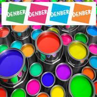 Лако красочные материалы DENBER