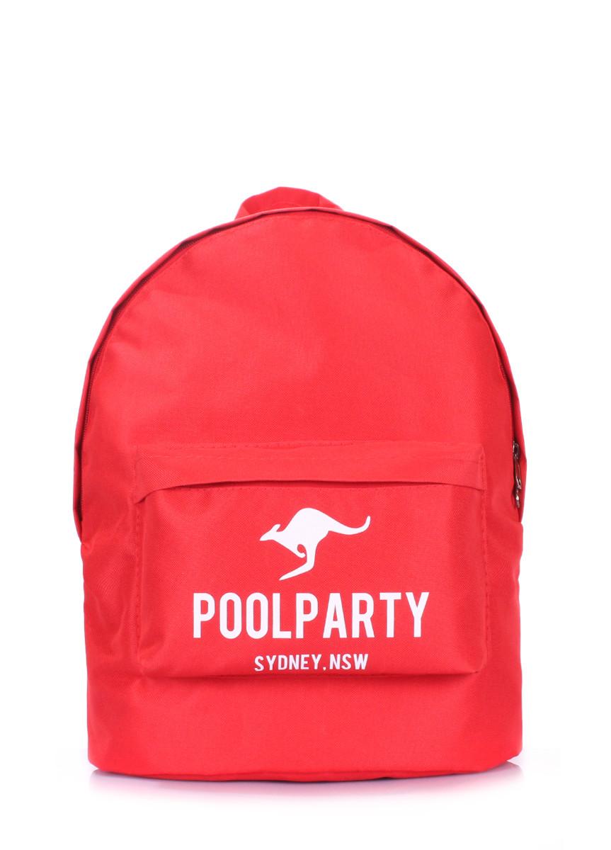 Рюкзак из ткани POOLPARTY
