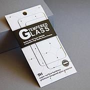 Защитное стекло на Sony M4 Заднее