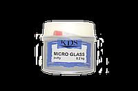 Шпатлевка со стекловолокном KDS Micro Glass 0,5 кг