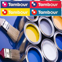 Лако красочные материалы Tambour