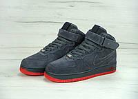 Зимние Кроссовки Nike Air Force - Winter