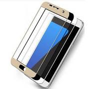 Защитное стекло Full Cover для Samsung Note 5 Черное