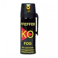 Баллончик газовый 50мл MilTec PFEFFER-KO FOG Spray 16223050