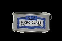 Шпатлевка со стекловолокном KDS Micro Glass 1 кг