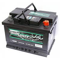 Аккумулятор GigaWatt 60ah 540A