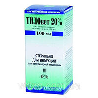 Тиловет 20% 100мл  Ветсинтез