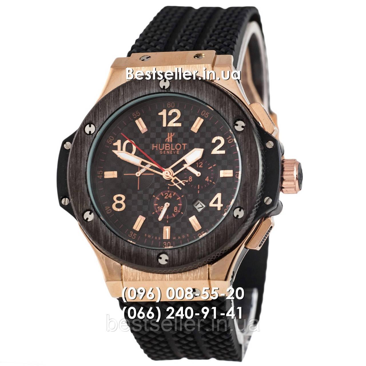 Часы Hublot Big Bang Rose Gold Glass 18k (Механика). - Интернет-магазин 5bb5203f26eb2