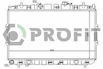 Радиатор охлаждения KIA Cerato 04- Profit