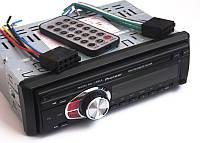 Автомагнитола Pioneer 1081A MP3/SD/USB/AUX/FM со съемной панелью, евро разьемы