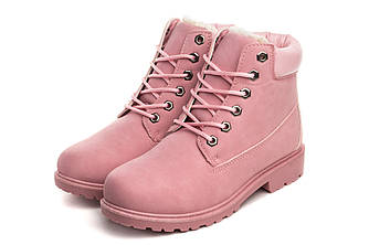 Ботинки женские Original wind pink АКЦИЯ -20%