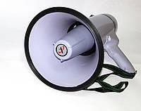 Рупор / Мегафон Yaochen HW-20B 30W c микрофоном