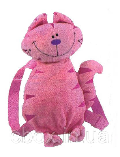 "Дитячий рюкзак ""Кошеня"" Ella Balerina & Friends, 89826"