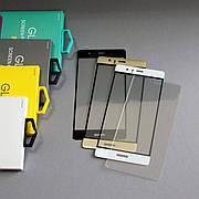 Защитное стекло 3D для Huawei P9 Прозрачное