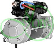 243708647 | Стартер редукторний RENAULT, 24В, 6.6 кВт (в-во ТМ JUBANA), фото 3