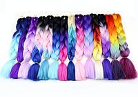 Канекалон Jumbo Braid Hair 60 расцветок