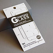 Защитное стекло на Moto G4 Play