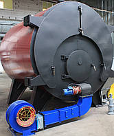 Котёл твердотопливный КВТ 0,8 (800 кВт) Денасмаш