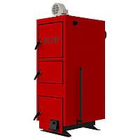 Твердотопливный котел длительного горения Альтеп КТ-2E-N -15 кВт. Механика