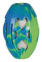Trixie ТХ-33685 іграшка для собак м'яч для регбі -поплавок 15см