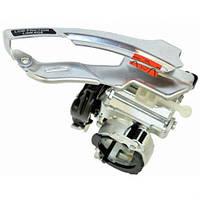 Компаньола передняя Shimano Tourney FD-TY510 , универсальная 28.6, 31.4, 34.9