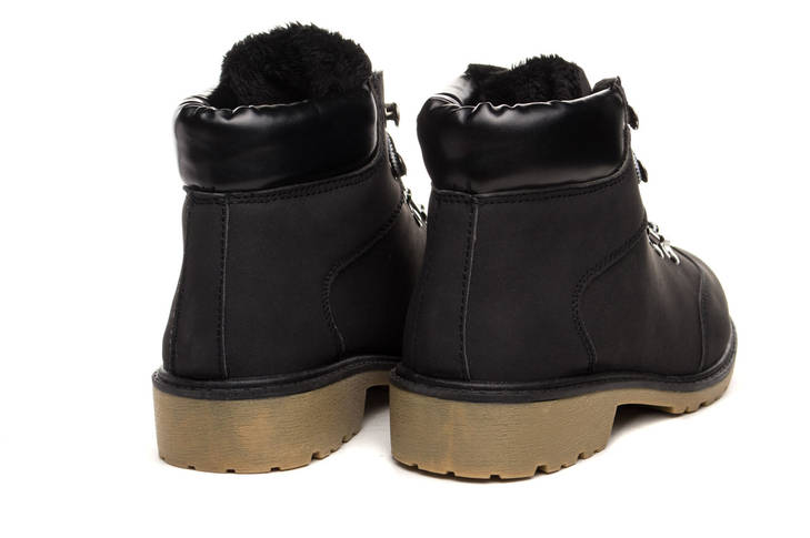 Ботинки женские G2G black 37, фото 2
