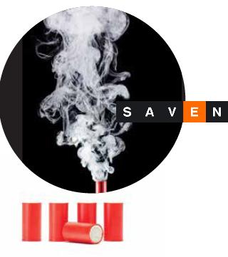 Дымовые капсулы HANSA 6 шт., фото 2