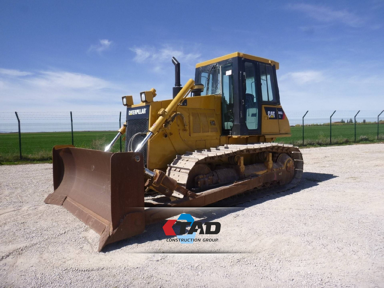 Бульдозер Caterpillar D6G XL Series II (2007 г)