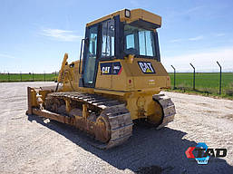 Бульдозер Caterpillar D6G XL Series II (2007 г), фото 2
