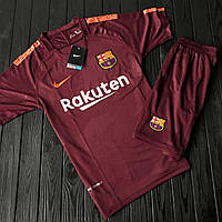 Детская футбольная форма Барселона/Barcelona 2017-2018