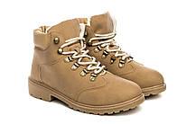 Ботинки женские G2G khaki 40